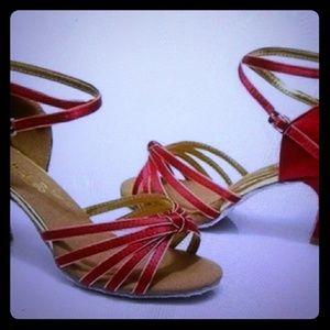 Short danceing heels